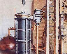 Erste Dampfmaschine in Deutschland