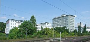 Neckermann Kaufhaus, Ostbahnhof