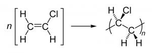 Polymerisation von PVC
