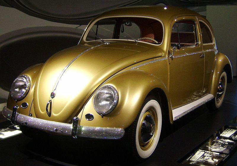 Der einmillionste VW Käfer