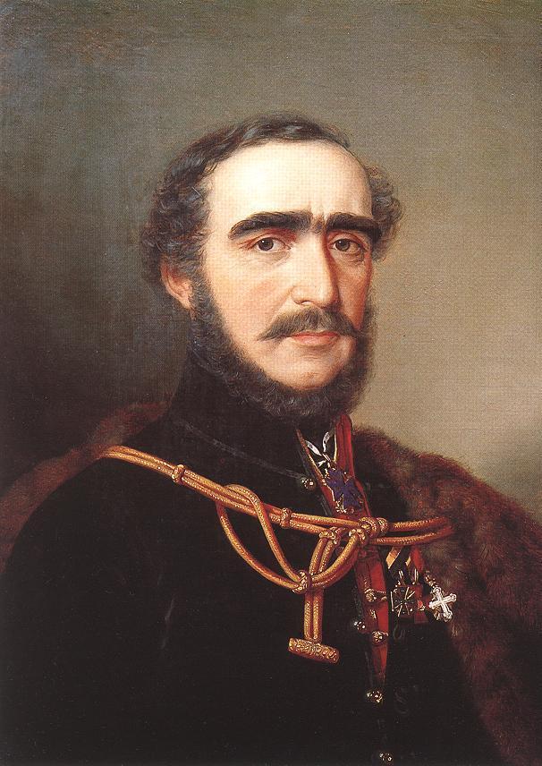 István Graf Széchenyi