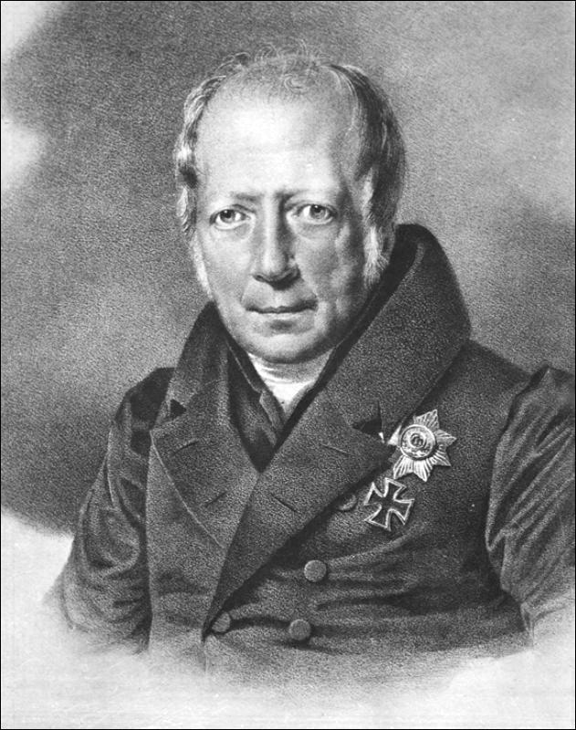 Wilhelm von Humboldt.